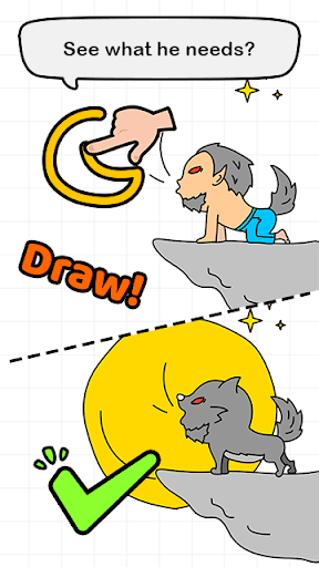 Brain Draw - Are you smart enough? filehippodl screenshot 3