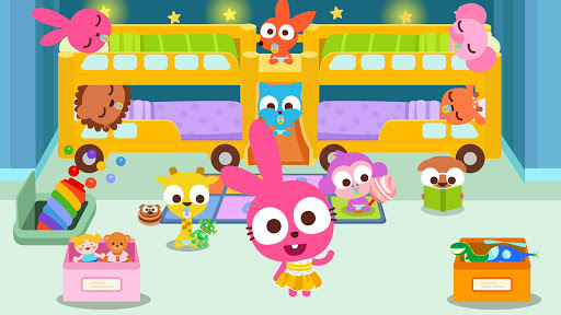 Papo Town Preschool screenshot 10