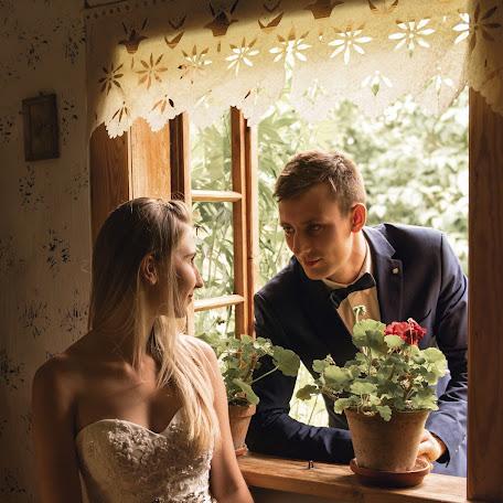 Wedding photographer Monika Marszałek (sweetfotka). Photo of 09.08.2017