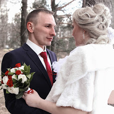 Wedding photographer Maksim Baglaev (maksboga). Photo of 04.05.2017