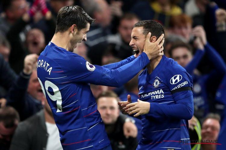 """Ce grand club européen """"est prêt à payer 100 millions d'euros pour avoir Eden Hazard"""""""
