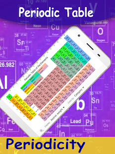 Periodicity best periodic table chemistry app apps on google play screenshot image urtaz Choice Image