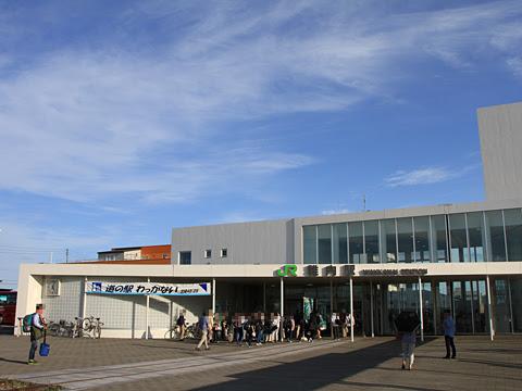 JR北海道 観光列車「風っこそうや」 稚内駅