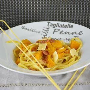 Pumpkin Spaghettoni
