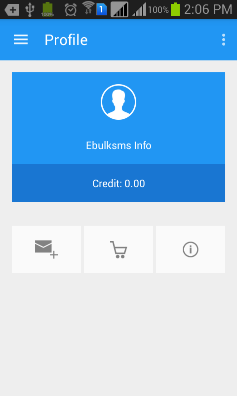 EbulkSMS - Bulk SMS Nigeria- screenshot