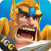 1.  Lords Mobile: Battle of the empires - Strategy RPG