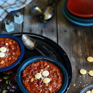 Healthy Crock Pot Ground Beef Chili Recipes.