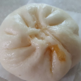 Lava Custard Steamed Buns