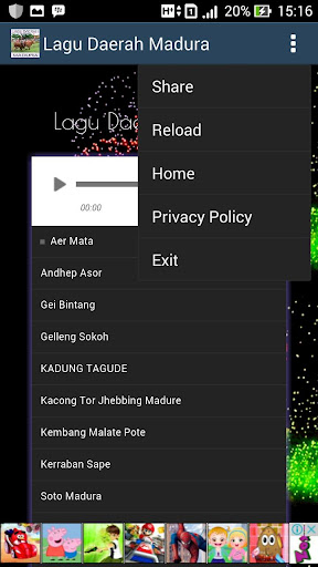 Download Lagu Madura Google Play Softwares Aa0liwet1192 Mobile9