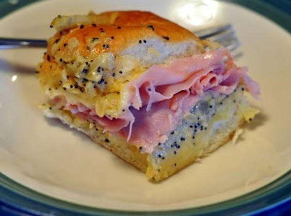 Game Day Ham & Cheese Recipe
