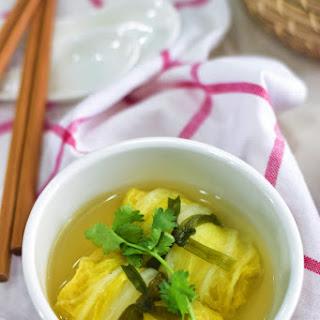Stuffed Cabbage Soup.