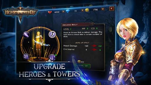 Heroes Never Die 1.0.7 Screenshots 4