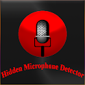 Microphone Detector - Listening Devices Detector icon