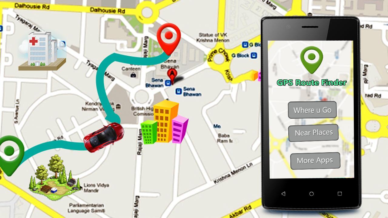 карта для навига на андроид тора