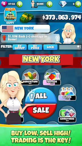 Trade Tycoon Billionaire 1.0.8 screenshots 3