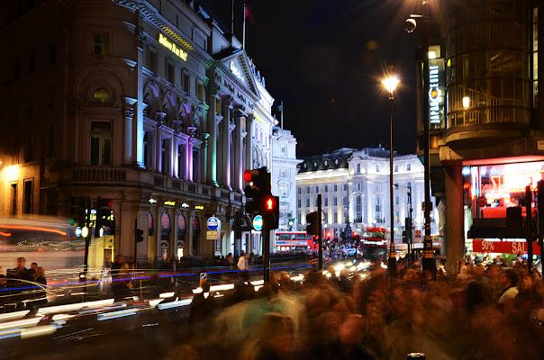 London by night di paolo.cosentino