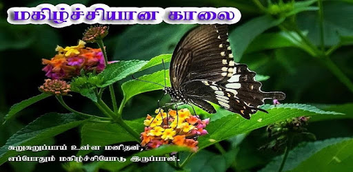 Share a beautiful collection of Tamil Good Morning & Good Night Images