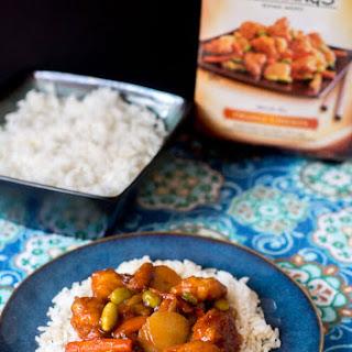 Sauce White Rice Recipes.