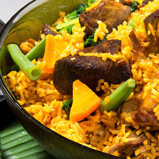 Roasted Lamb And Rice Recipes