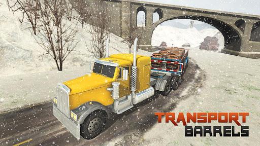 Offroad Snow Truck Driver 3D  screenshots EasyGameCheats.pro 4