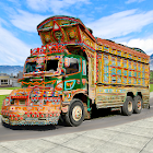 Indian Cargo Truck Driver: Free-Simulator 2019 icon