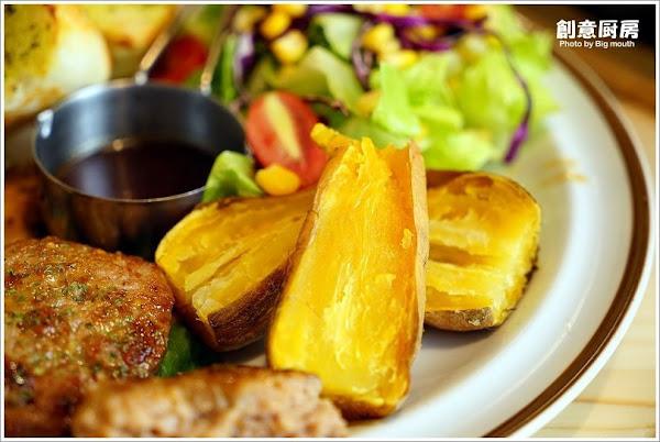 創意廚房早午餐x瓜瓜園‧台中少數溯源餐廳!搭配台灣小農鮮乳、友善食材,餐點健康美味!