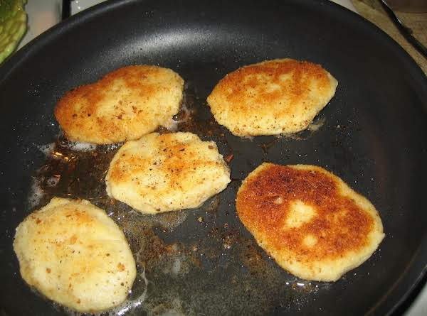 Mexican Potato Pancakes