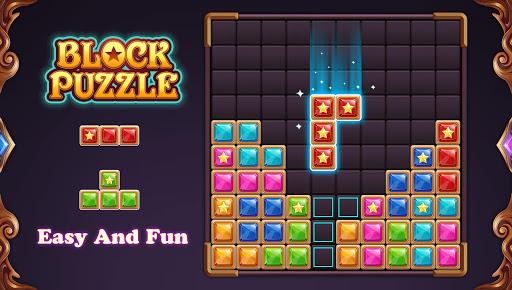 Block Puzzle: Diamond Star Blast 1.3 screenshots 3