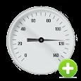 Speedometer + icon