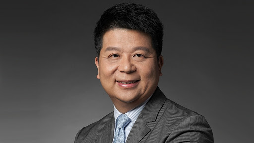 Huawei rotating chairman Guo Ping.