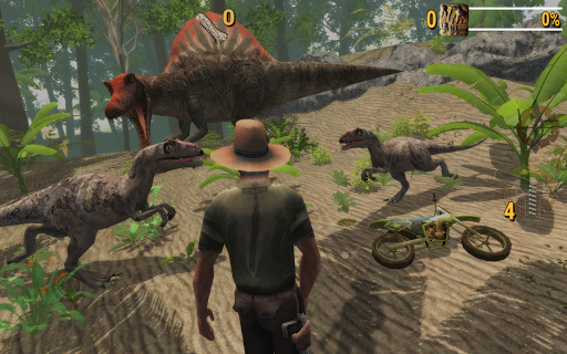 Dinosaur Safari: Online Evolution filehippodl screenshot 14