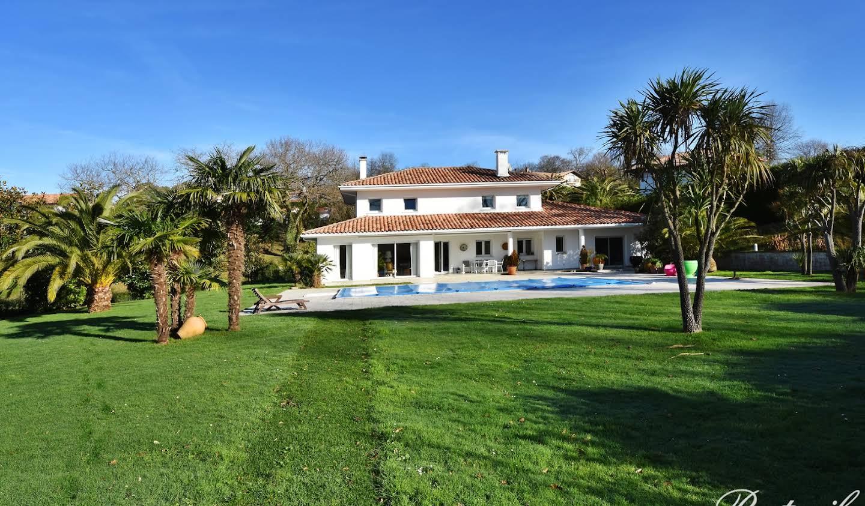 Villa avec piscine et jardin Saint-Jean-de-Luz