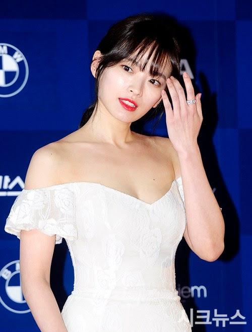 Cheon Sang Baek Woohui Artes Premios vestido