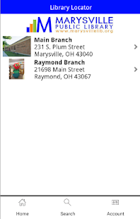 Marysville Public Library- screenshot thumbnail