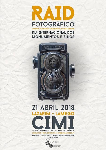 """Raid Fotográfico - """"Lazarim, povoados, tradições e as suas gentes"""" - 21 de abril"""