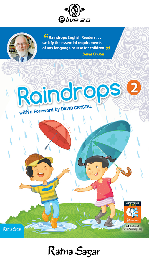Raindrops 2 AR Colouring- screenshot