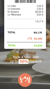 Resto Lastminute- screenshot thumbnail