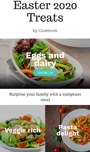 Salad Recipes FREE screenshots 2