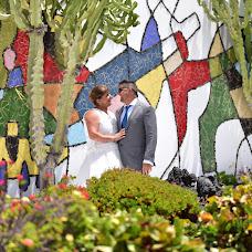 Wedding photographer Fabian Ramirez cañada (fabi). Photo of 21.08.2018