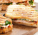 Cafe Turkey Panini