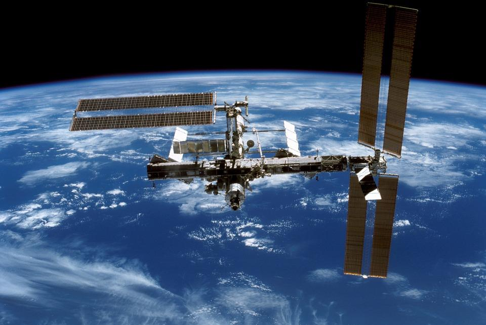 Station Spatiale Internationale, Iss, Station Spatiale