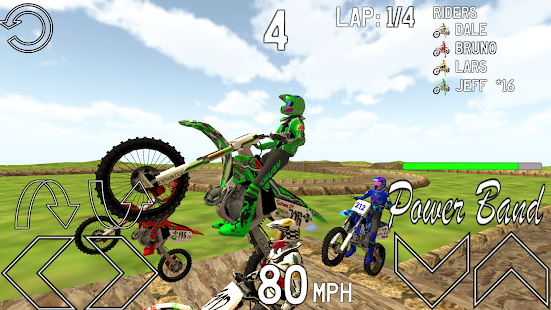 Pro MX 3 Screenshots