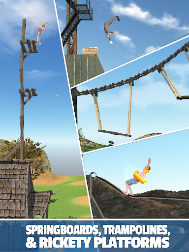 Flip Diving screenshot 13