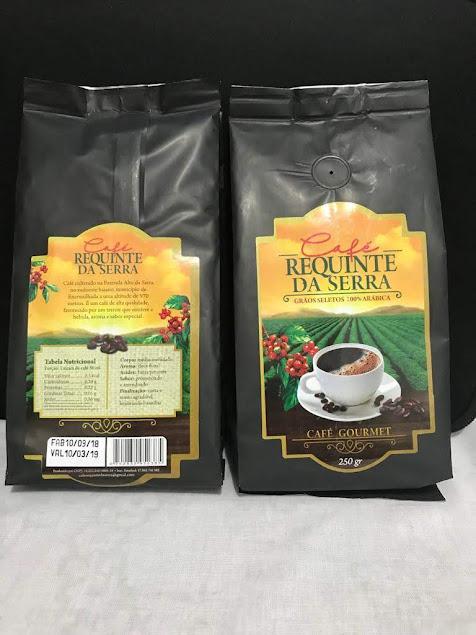 imagem das embalagens do café