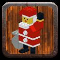 Brick Christmas examples icon