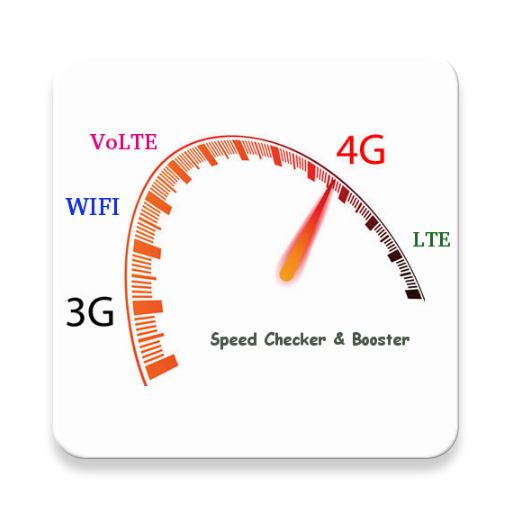 4G&VoLTE Speed check & booster file APK for Gaming PC/PS3/PS4 Smart TV