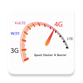 4G&VoLTE Speed check & booster