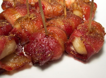 Water Chestnuts Wrapped In Bacon Recipe