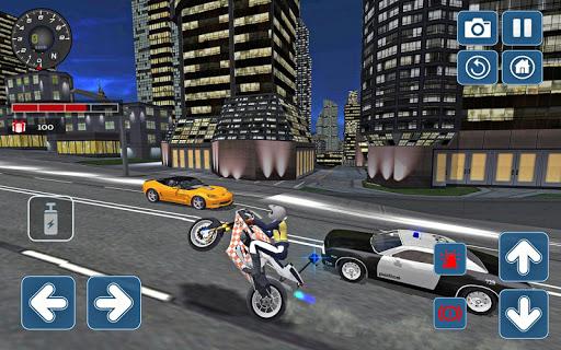 Police Motorbike 3D Simulator 2018 1.0 screenshots 11
