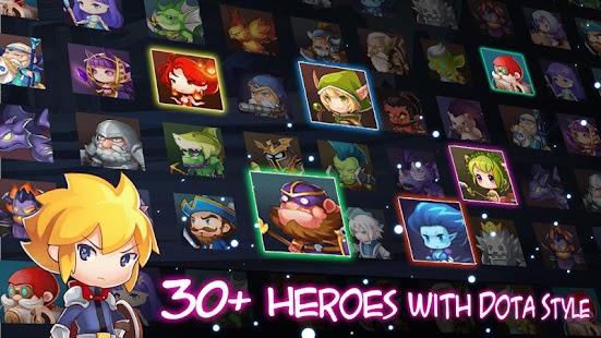 Tap Legends mod apk